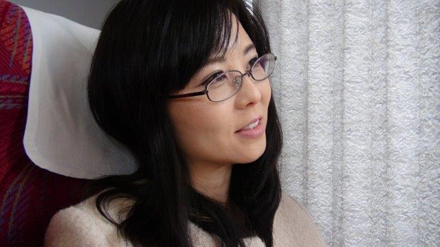 ㊙㊹人妻淫乱変態マゾ豚妙子の露出㉒【事務所】16/09/01
